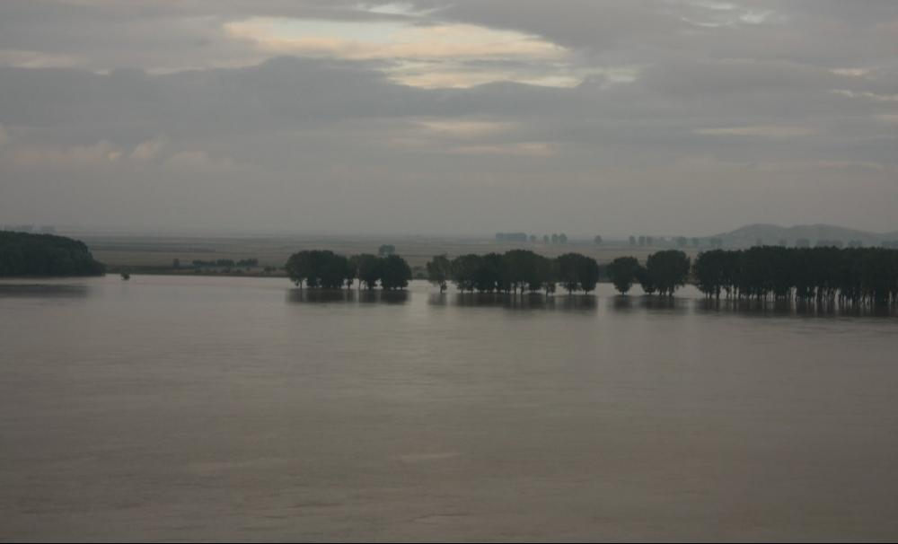 COD PORTOCALIU pe Dunăre! Pericol de inundații judeţele Dolj, Olt, Teleorman, Giurgiu şi Călăraşi, Constanţa, Brăila, Tulcea şi Galaţi