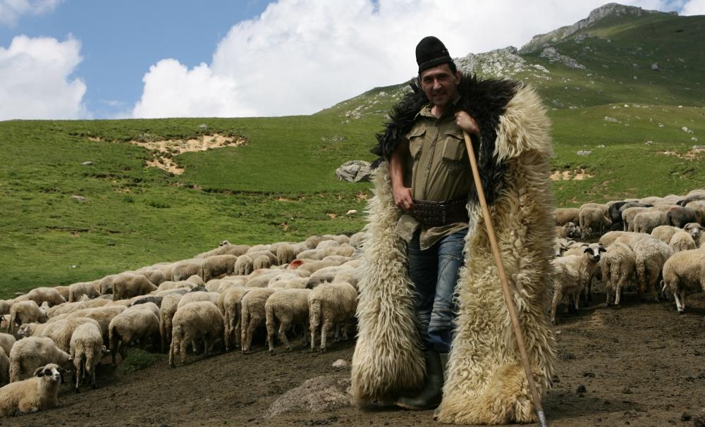 National Geographic ia interviu unui cioban...