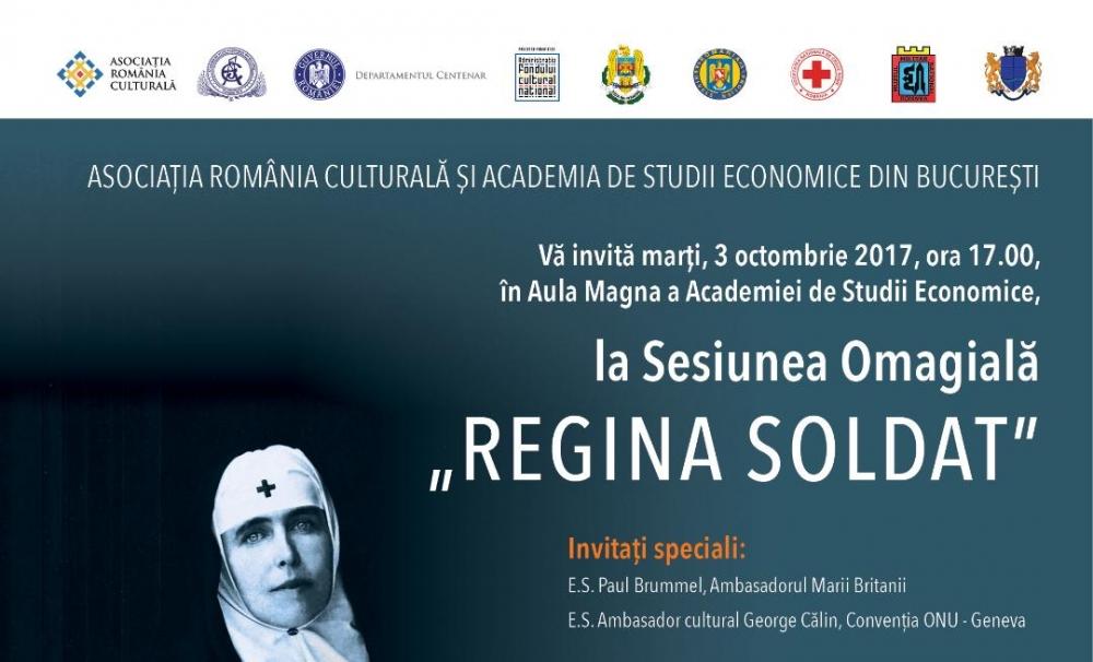 Proiectul REGINA SOLDAT, favorit în competiția Premiul Centenarul Marii Uniri