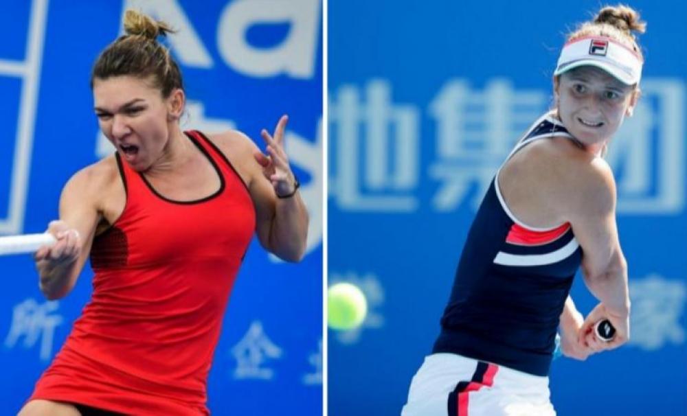 TENIS - Semifinală românească la turneul din China: Begu sau Halep?